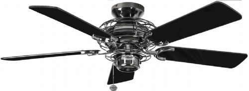 Pewter Ceiling Fans